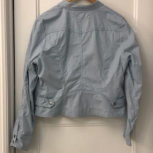CAbi Jackets & Coats - Cabi Dobby jacket style 925